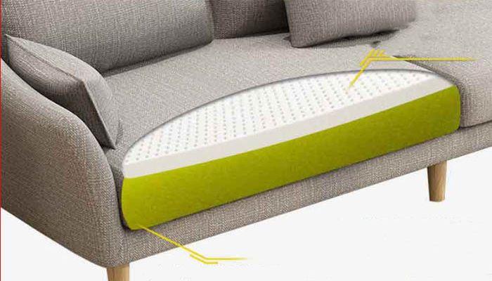 Có nhiều loại nệm mút ghế Sofa khác nhau