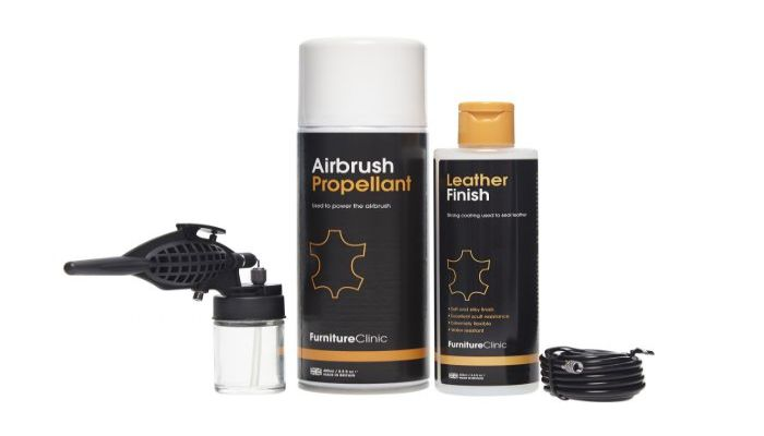 Leather Finish Kit