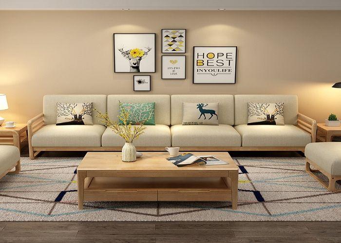 Mẫu Sofa bốn gia đình nhỏ