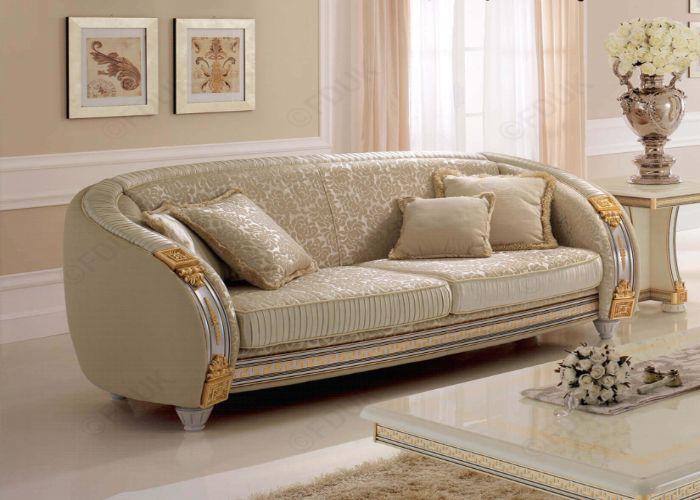 Mẫu Sofa phong cách tân cổ điển đôi