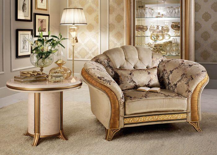 Mẫu Sofa phong cách tân cổ điển đơn