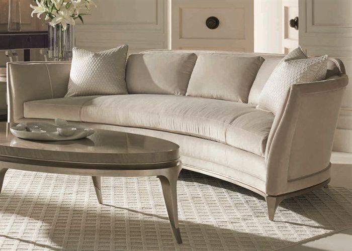 Mẫu Sofa văng phong cách tân cổ điển