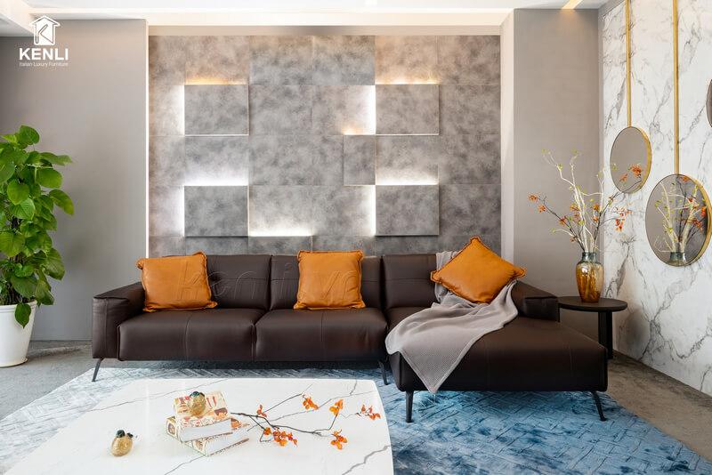 3 mẫu sofa góc đẹp cho chung cư, nhà nhỏ
