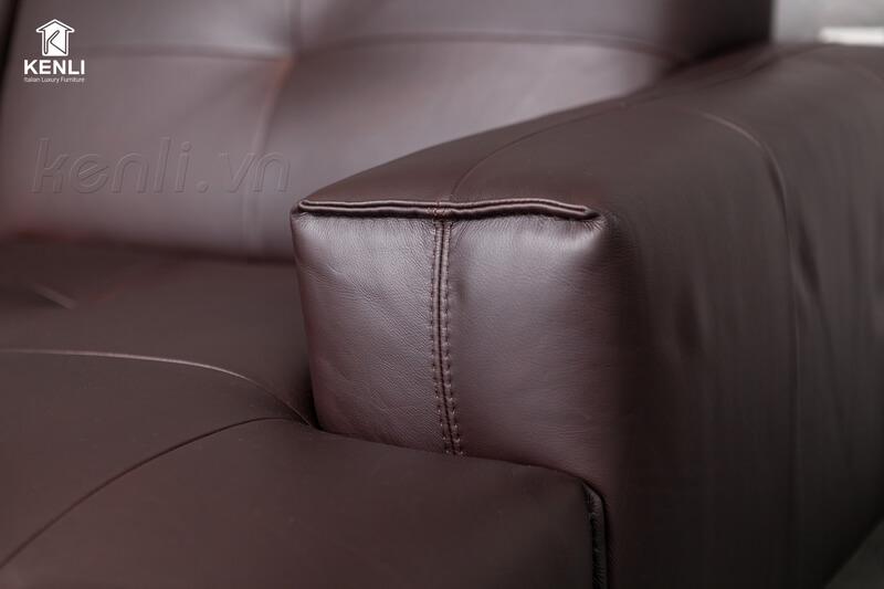 Sofa Oslo tinh tế đến từng đường kim mũi chỉ