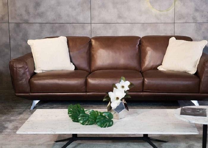 Sofa ba Gemma thích hợp cho phòng khách