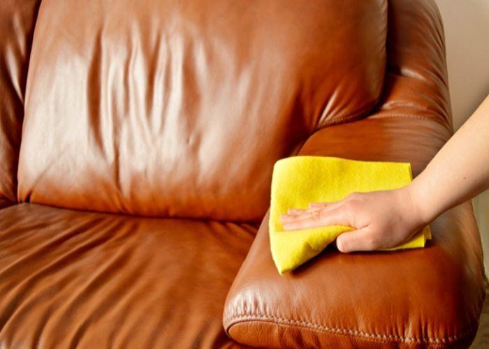Thường xuyên lau chùi Sofa hàng ngày