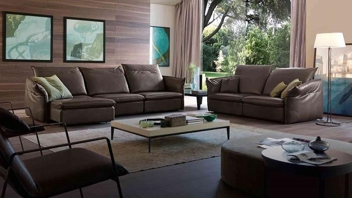 Bộ ghế sofa đẹp quyết định thẩm mỹ cả căn phòng