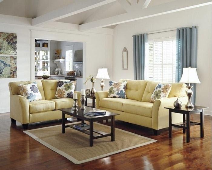 Sofa nỉ sáng đẹp mang đến sự ấm cúng, nhẹ nhàng