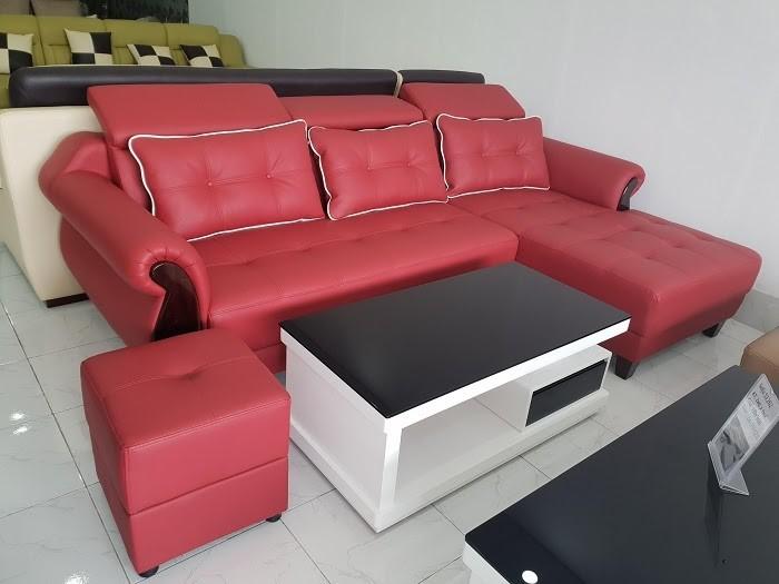 Không chọn sofa phòng khách màu đỏ với gia chủ mệnh Thủy