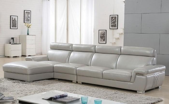 Nên chọn ghế sofa da thật thay vì simili