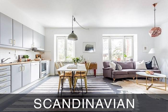 Nội Thất Bắc Âu Scandinavian – Tinh tế, Sang trọng Nhưng Đầy Tiện Dụng
