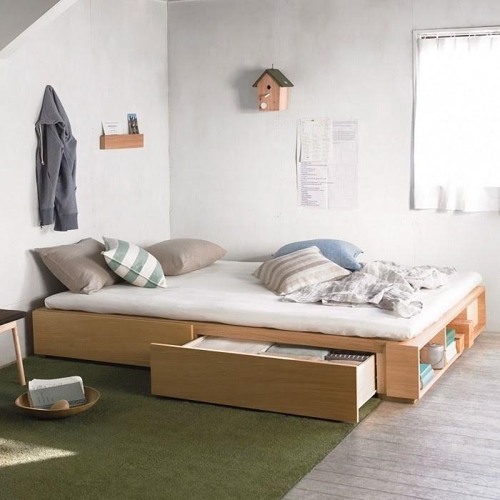 Nội thất đơn giản phù hợp với không gian nhỏ