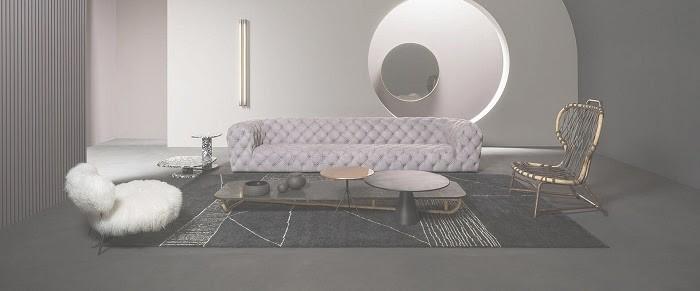 Phong cách nội thất Nhật Bản kết hợp với phong cách Hi-tech