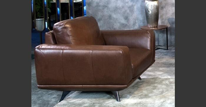 Hình ảnh một mẫu ghế sofa đơn Gemma tại Kenli