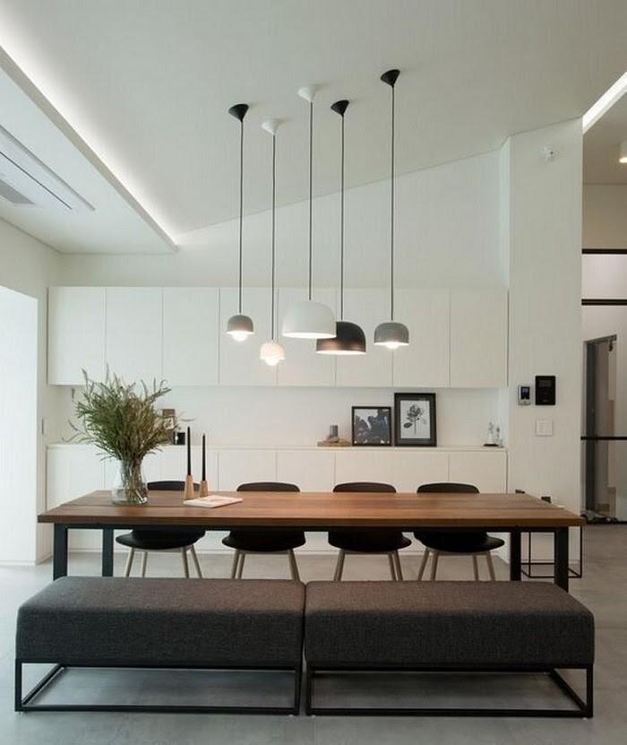 Vẻ đẹp tinh tế trong thiết kế tối giản của phòng khách