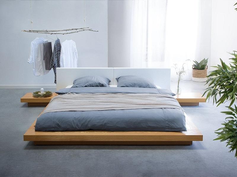 Giường Ngủ Kiểu Nhật Có Gì Đặc Biệt?