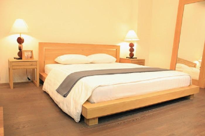 Giường ngủ kiểu Nhật hiện tại rất được yêu thích tại Việt Nam