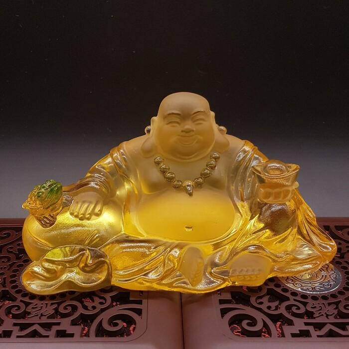 Tượng Phật Di Lặc là một món quà tặng cao cấp