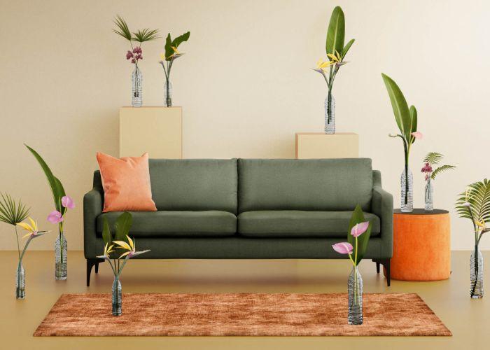 10 Mẫu Sofa Phong Cách Organic Gần Gũi Tự Nhiên