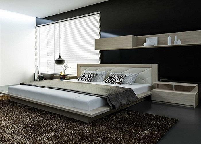 Giường được làm theo cấu tạo, đặc điểm tuyệt đẹp