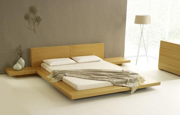 Lựa chọn giường ngủ kiểu Nhật cho căn nhà thực sự là một lựa chọn không thể bỏ qua