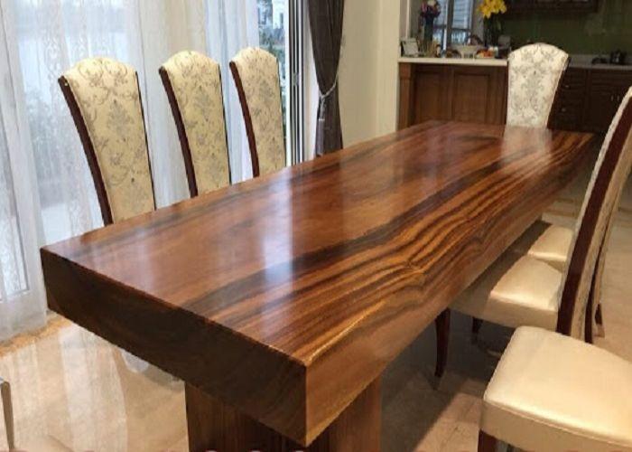 Bàn ghế gỗ Lim