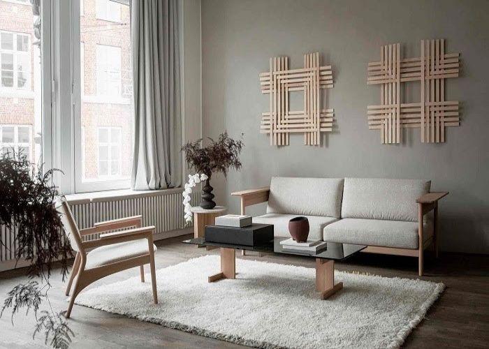 Tỉ mỉ, tinh tế mang dấu ấn triết lý là phong cách nội thất Nhật Bản