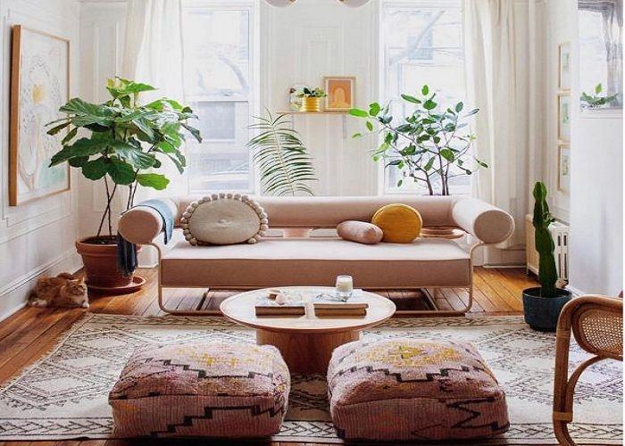 Tìm về miền bình yên với phong cách nội thất Retro