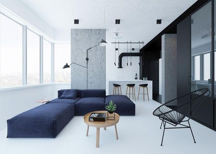 Tối giản, thông minh và tinh tế là phong cách nội thất tối giản