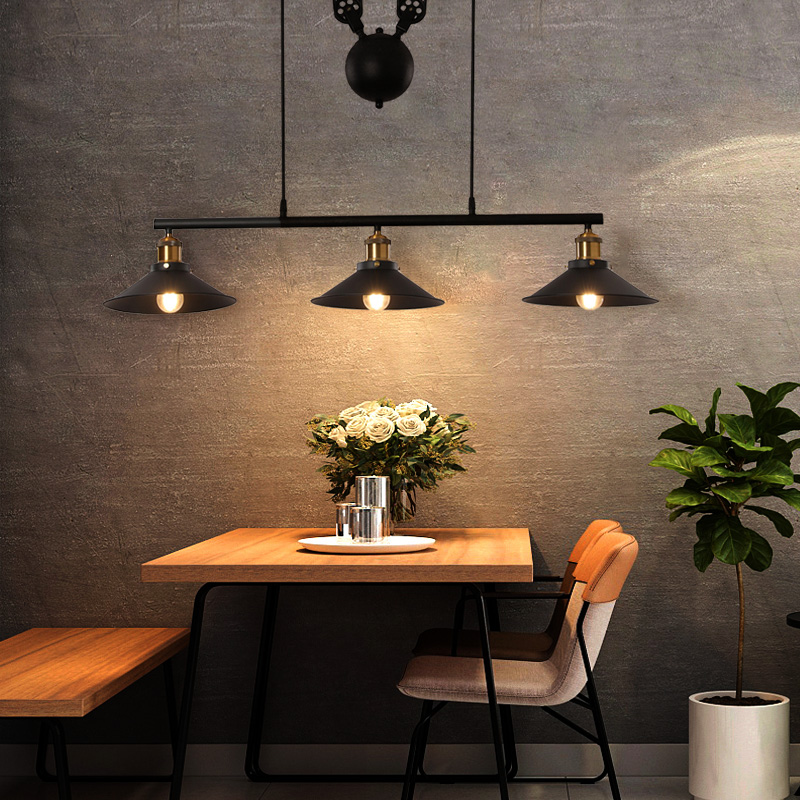 Các loại đèn trang trí bàn ăn