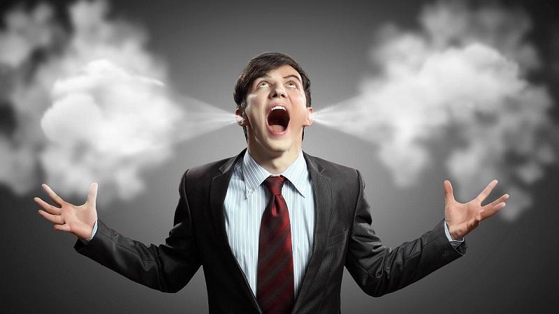 Căng thẳng thần kinh bởi áp lực từ công việc quá nhiều
