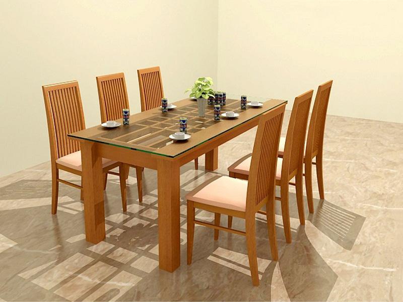 8 mẫu bàn ăn đơn giản mà đẹp