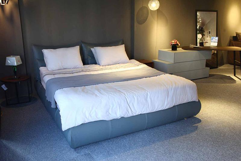 10 mẫu giường gỗ đẹp sang trọng