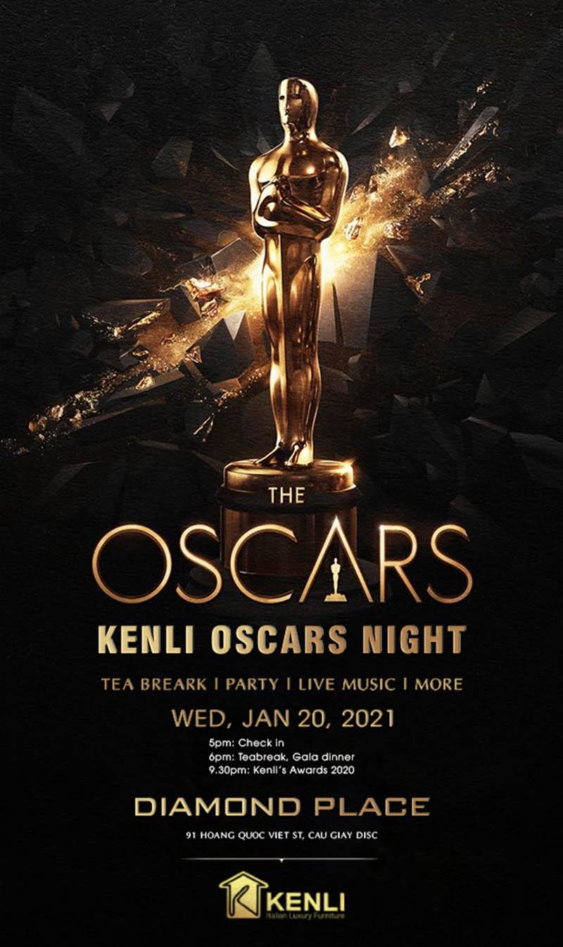 đêm hội Oscar Night
