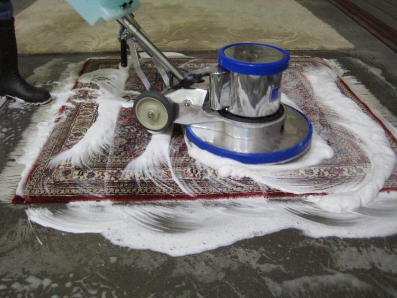 Giặt giũ và phơi nắng thường xuyên để thảm Sofa không bị mốc