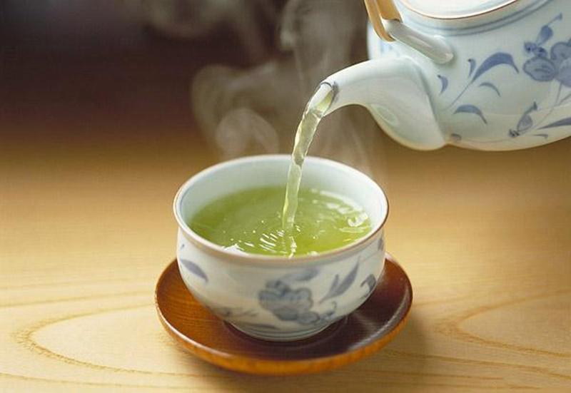 Cách pha lục trà