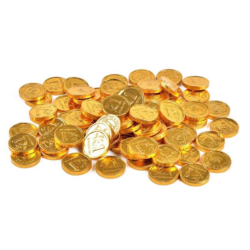 Đồng tiền vàng mang ý nghĩa vinh hoa phú quý