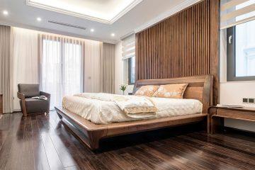 Giường Ngủ Gỗ Bị Nứt Và Cách Khắc Phục Hiệu Quả