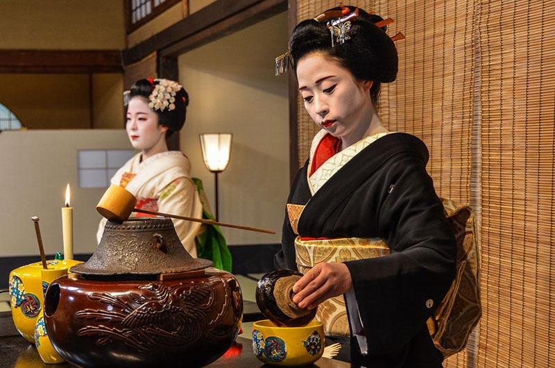 Nguồn gốc trà đạo Nhật Bản