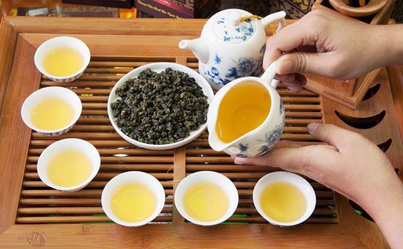 Nguồn gốc trà đạo Việt Nam