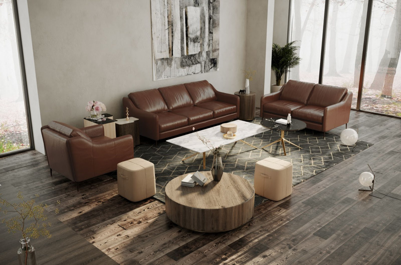 Đôn ghế sofa