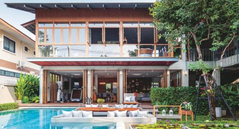 kiến trúc nhà thái