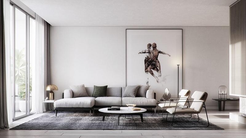 Xu hướng thiết kế nhà tối giản