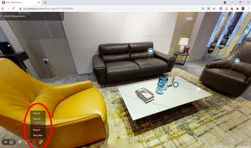 showroom virtual 9