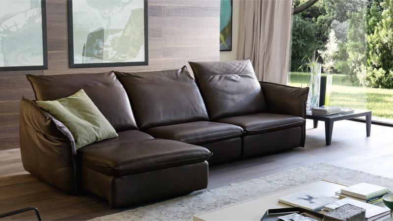 sofa châu âu phong cách Italia