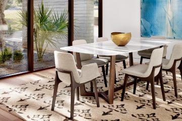 Những mẫu bàn ghế ăn đẹp thịnh hành nhất hiện nay