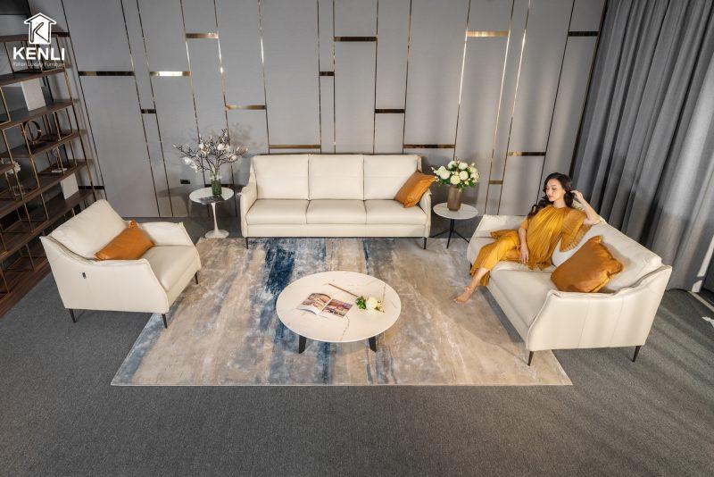 Sofa da simple