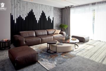 Ý tưởng biến Sofa phòng khách hiện đại thành tâm điểm của căn hộ
