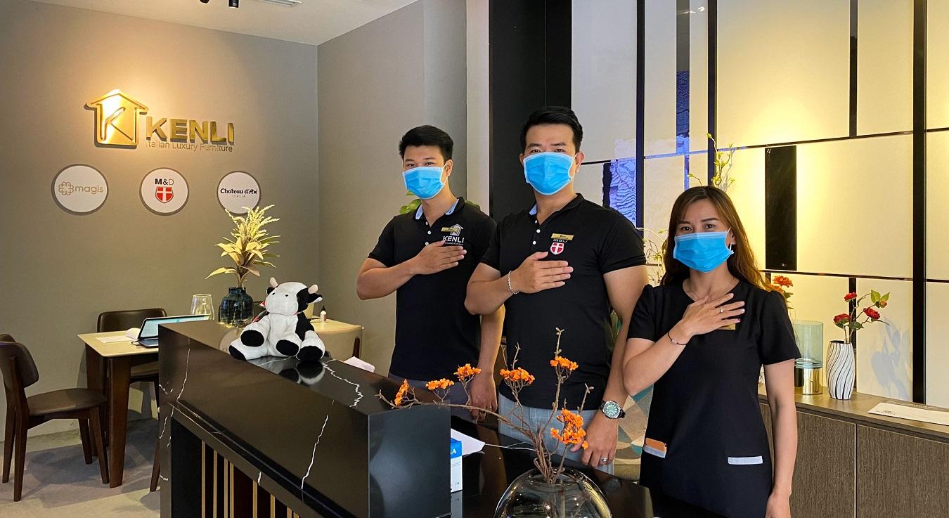 Showroom Kenli Tại HCM Chính Thức Hoạt Động Trở Lại