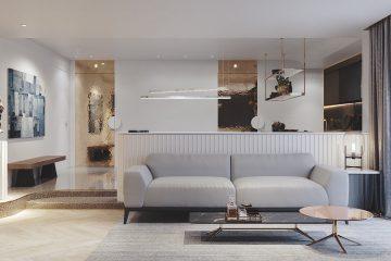 Bật Mí Cách Chọn Ghế Sofa Phòng Ngủ Nhỏ Cân Đối Và Hài Hoà